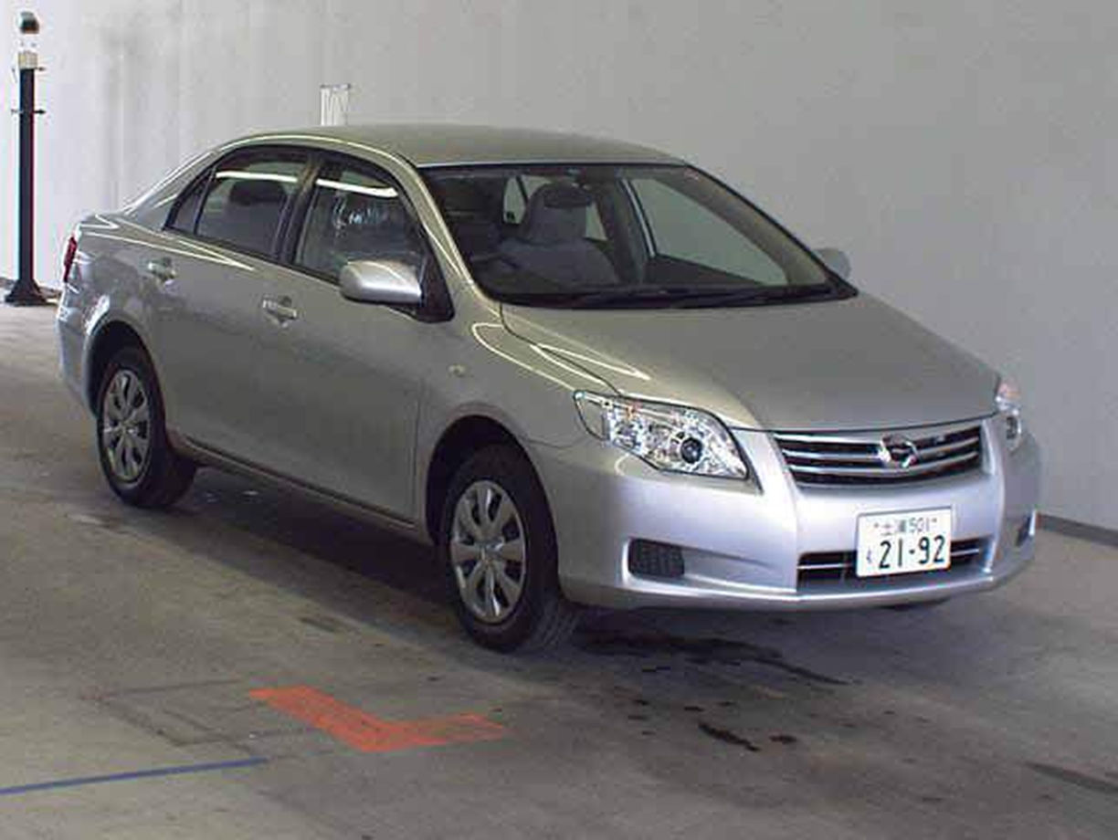 axio toyota cif version colombo