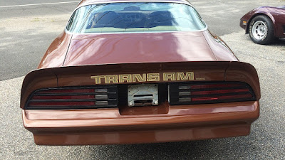 Getting around the world is faster in a 1979 Trans Am than a sleigh and reindeer. www.transam1979.com