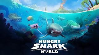 Hungry shark world 2PREMIUM
