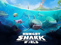 Hungry Shark World APK Profesional Terbaru