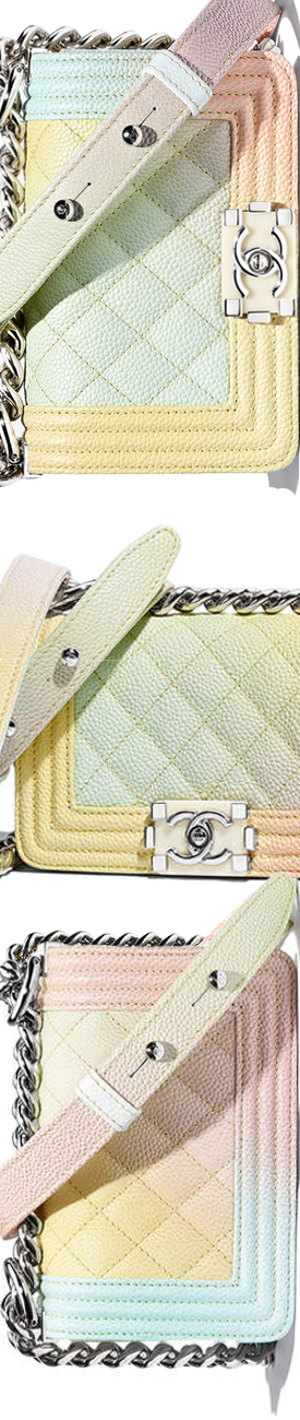 CHANEL SPRING/SUMMER 2018 PRE-COLLECTION HANDBAGS