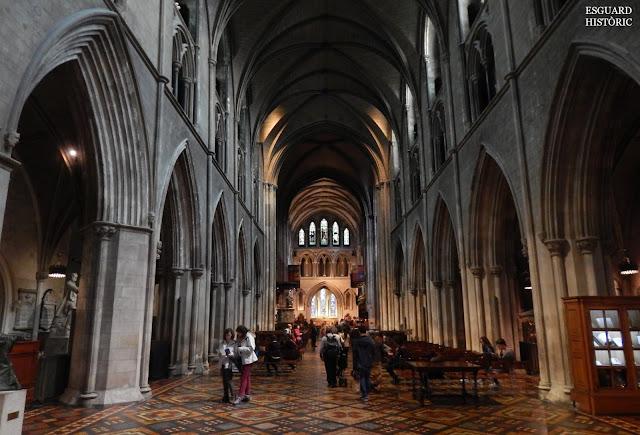 Catedral de Sant Patrici Dublín