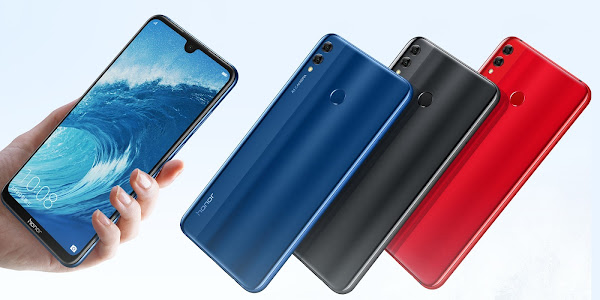 Honor 8X Max officially announced