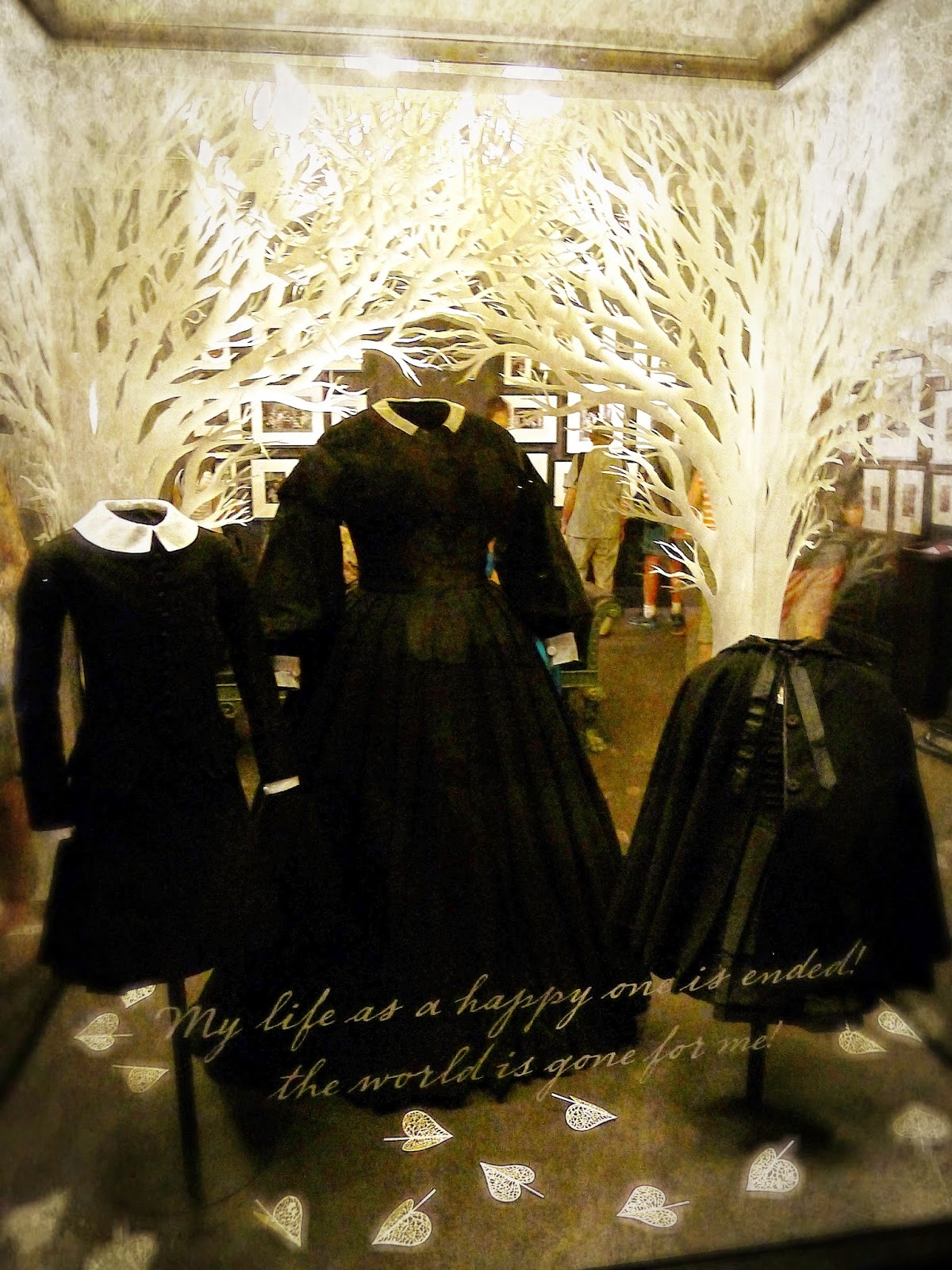 Queen Victoria Gowns