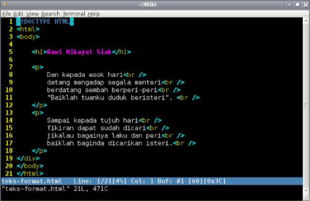 Pengertian Program Komputer - Bahasa Pemrograman