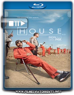 Dr. House 8ª Temporada Completa Torrent