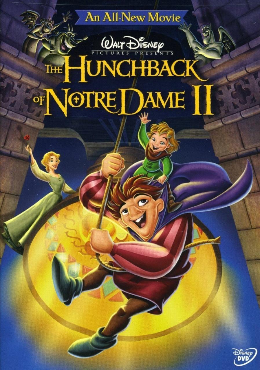 ดูการ์ตูน The Hunchback of Notre Dame II (2002) เจ้าค่อมแห่งนอธเตอร์ดาม ภาค 2
