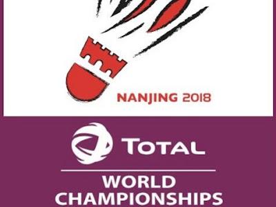 Jadual dan Keputusan Kejohanan Badminton Dunia BWF 2018