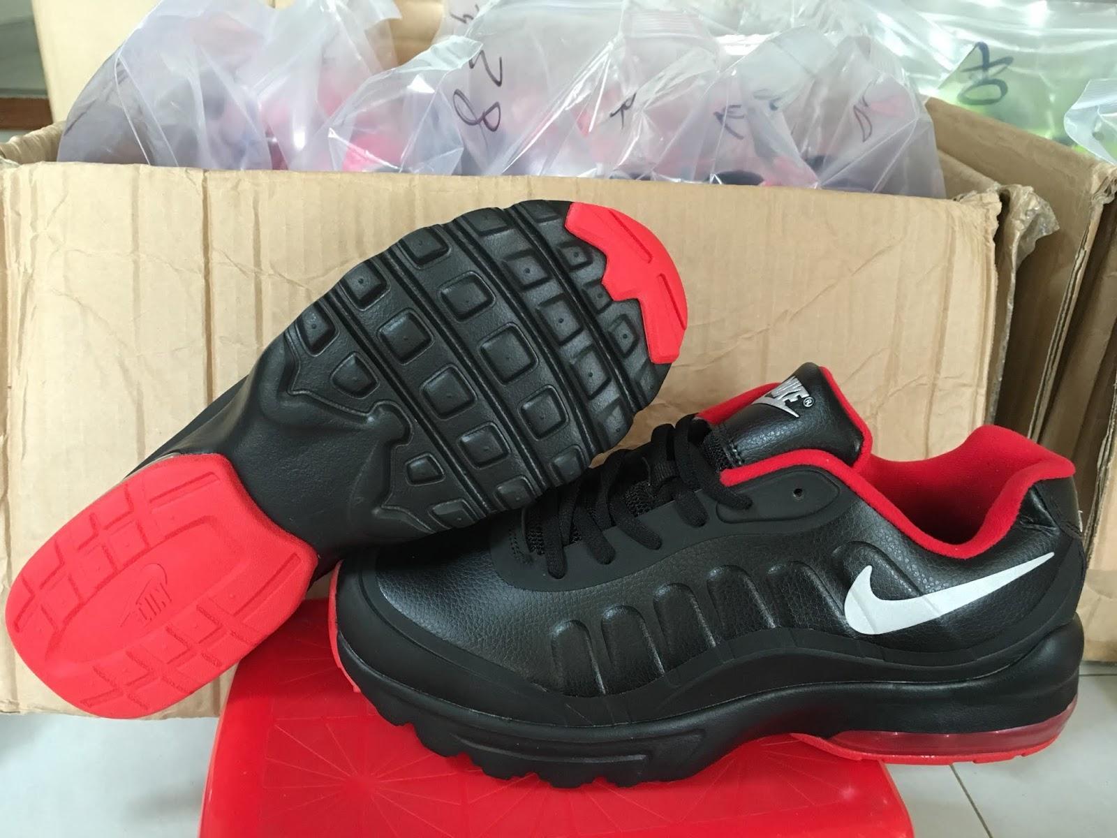 Giày Nike Nam Air Max Da Size 40