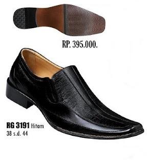 Sepatu Pantofel Pria Modern Saat Ini