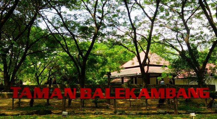 Taman Balekambang; Surakarta