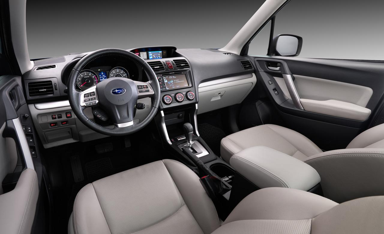 2014 Subaru Forester S Best Features Review True Advisers