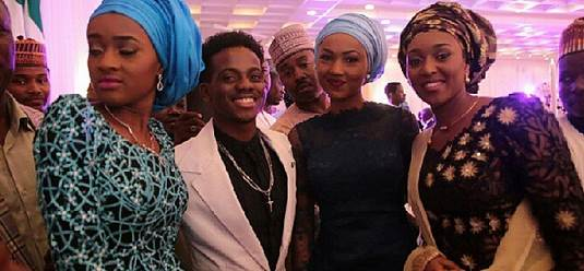 Image result for korede bello and zahra