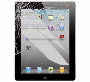 Ganti LCD iPad