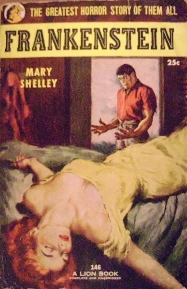 """a review of mary shelleys novel frankenstein Mary shelley's 'frankenstein' comes fully alive in years old and knew little about the novel — or she wrote """"frankenstein,"""" mary gave birth to a."""