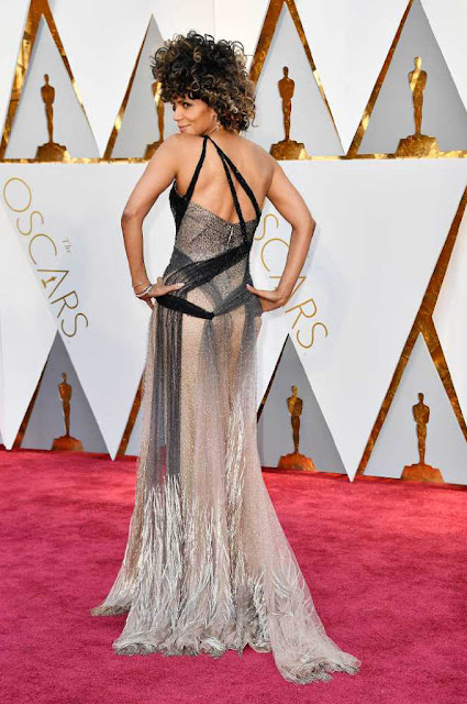 Halle Berry at 89th Annual Academy Awards 2