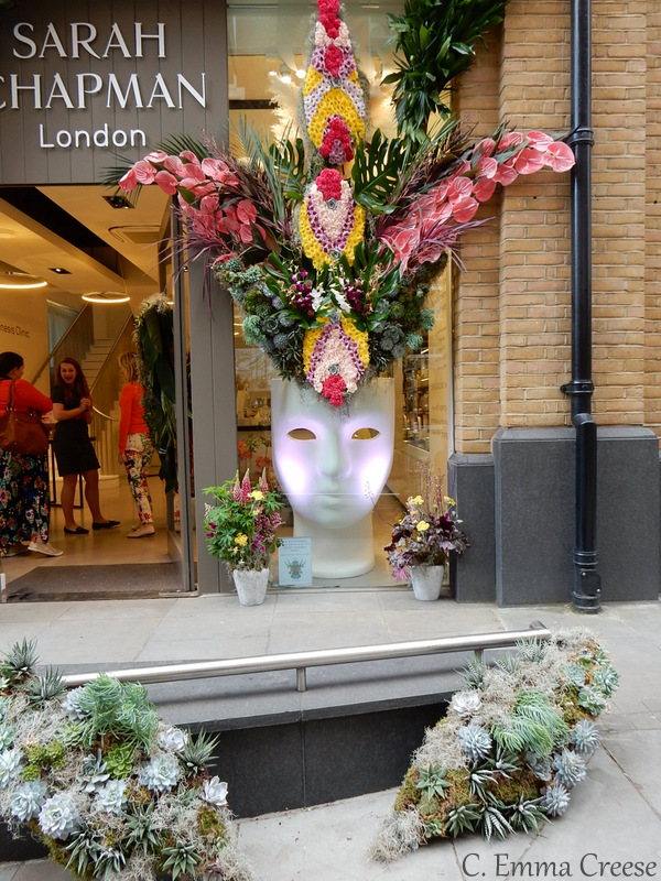 Chelsea in Bloom Carnival Duke of York Square Adventures of a London Kiwi