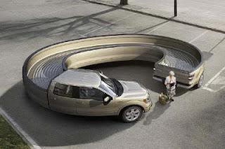 Modifikasi Mobil Aneh