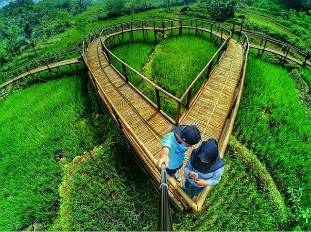 Jembatan Cinta Purbalingga