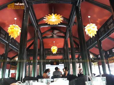 Thế Giới Đèn Gỗ - Những mẫu đèn trang trí quán cafe tuyệt đẹp 3