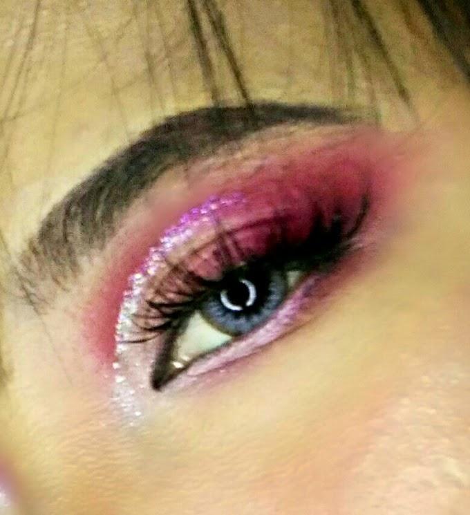 Glam Makeup Look untuk Wisuda