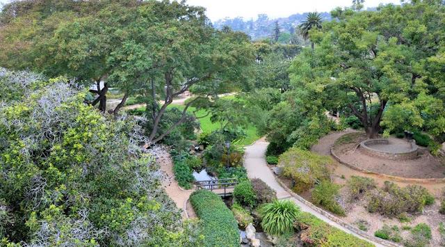 Informações sobre Lotusland em Santa Bárbara