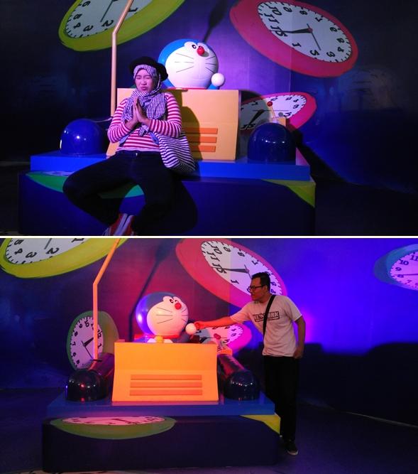 100 Doraemon Secret Gadgets Expo, Sejuta Kenangan Bersama