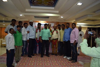 Telangana Meeseva Association warangal