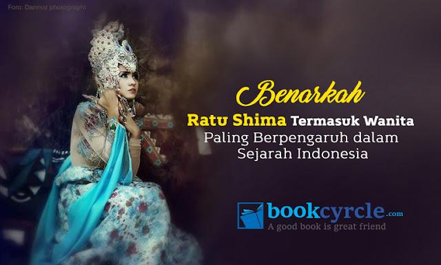 Benarkah Ratu Shima Termasuk Wanita Paling Berpengaruh dalam Sejarah Indonesia