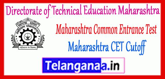 Maharashtra Common Entrance Test Cutoff 2019 Admit Card