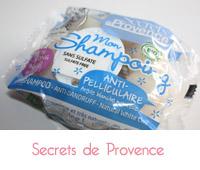secrets en provence shampoing solide