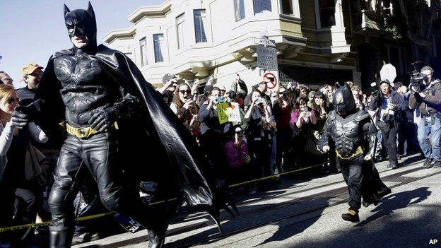 Miles Scott - How a Batkid captured the hearts of people