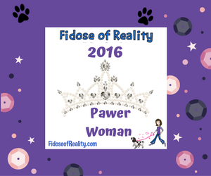 TERI'S A 2016 PAWER WOMAN!