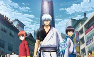 الحلقة 1 من انمي Gintama.: Shirogane no Tamashii-hen مترجم عدة روابط
