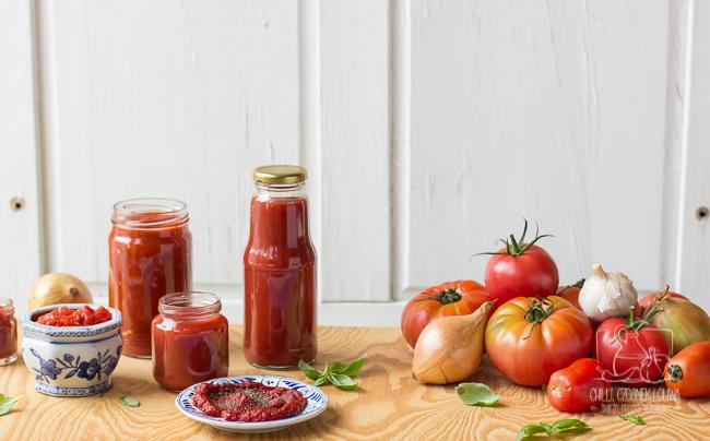 Jak zrobić sos pomidorowy do pizzy? Chilli, Czosnek i Oliwa