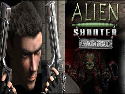 غلاف لعبة Alien Shooter Revisited