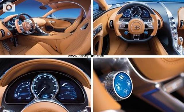 New Bugatti 2016 Chiron