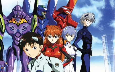 Shin Evangelion Anime Film Production On The Way.