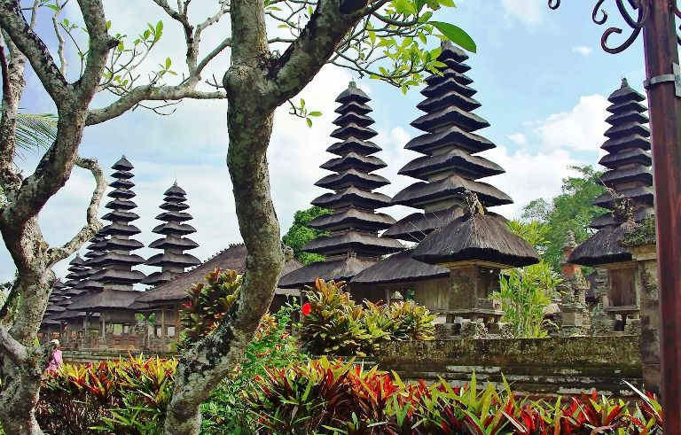 Taman Ayun Mengwi Royal Temple - Mengwi, Royal Temple, Taman Ayun, Water Garden (Park), Badung, Denpasar, Bali, Holidays, Tours, Attractions