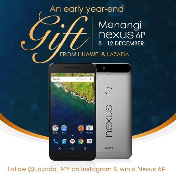 giveaway Nexus 6P