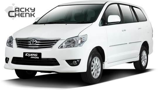 Pasaran Harga Mobil Kijang Innova Baru Bekas Di Tahun 2016 - Toyota Murah