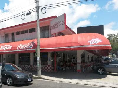 Soda Tapias en San Jose