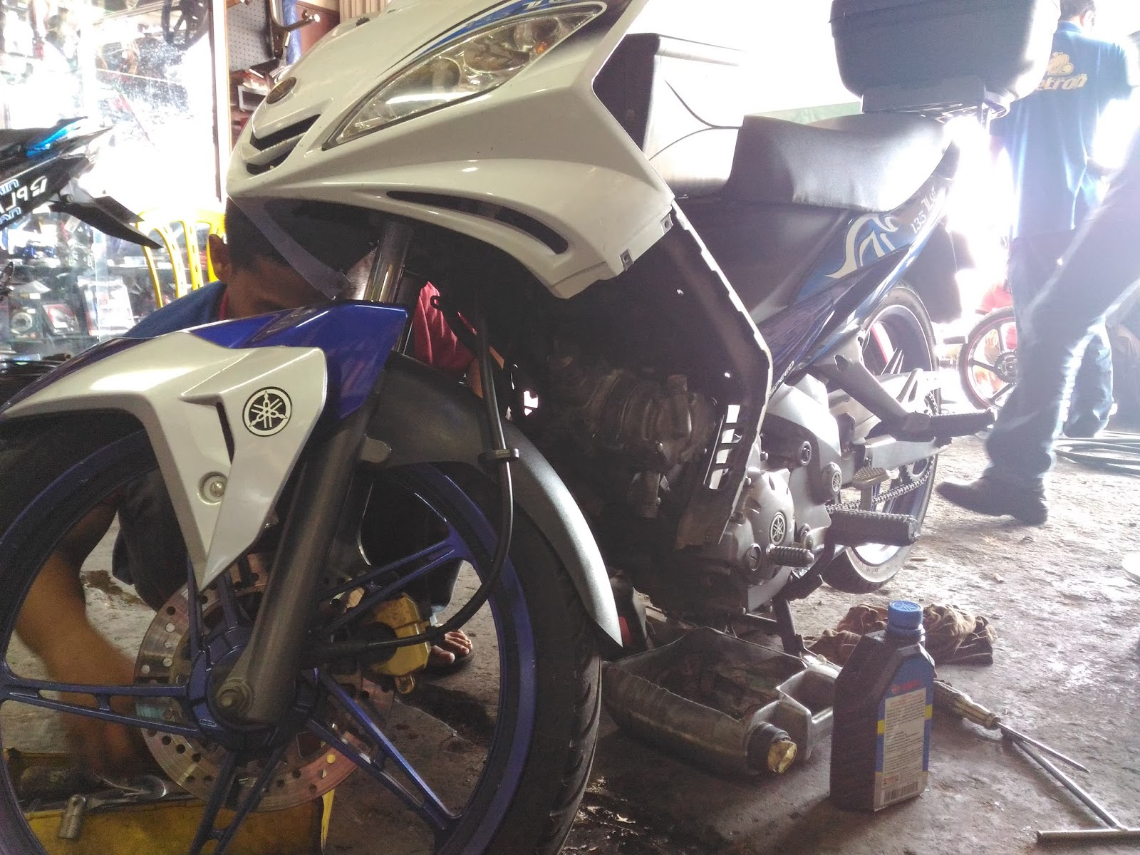 Resepi Yamaha 135lc To Beat Y15zr Share2u
