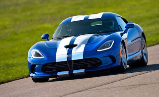 1996 Dodge Viper GTS Use Racing Stripes
