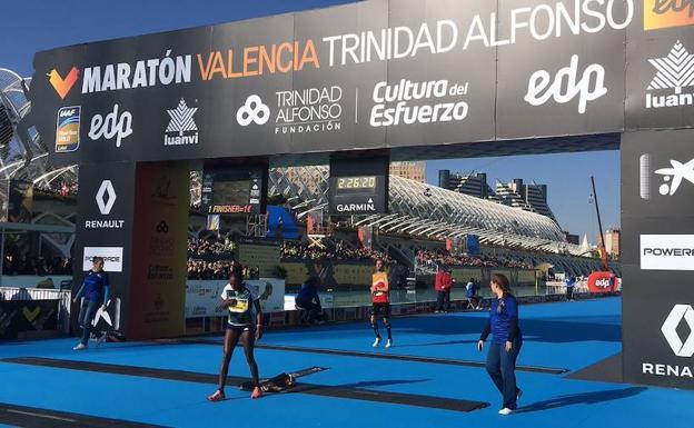 Maratón de Valencia 2017