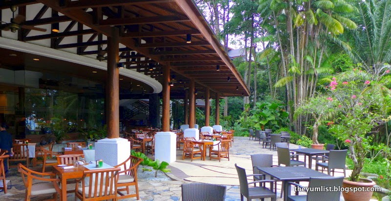 healthy, sustainable, organic restaurant in Langkawi