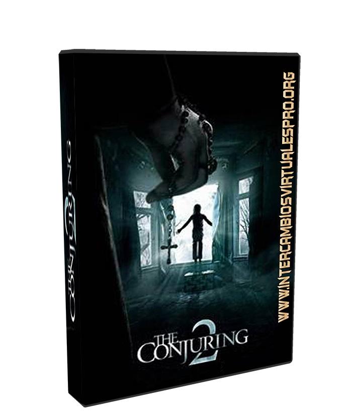 El Conjuro 2 El Caso Enfield poster box cover