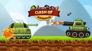 Zırhların Çarpışması - Clash Of Armour