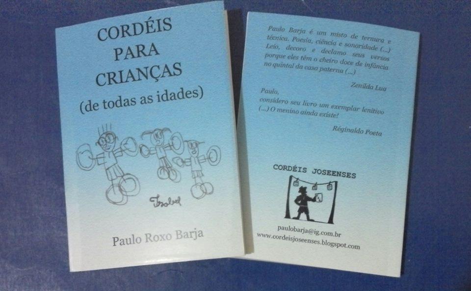 Blog Dos CordÉis: Cordéis Joseenses: Faltam Poucos Dias