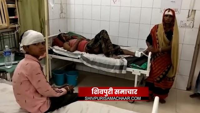 बैराड आतिशबाजी हादसा: हादसे के बाद चेती पुलिस, विस्फोट के बाद घायल पर मामला दर्ज | Bairad News